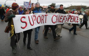 Support Chief Spence low-res