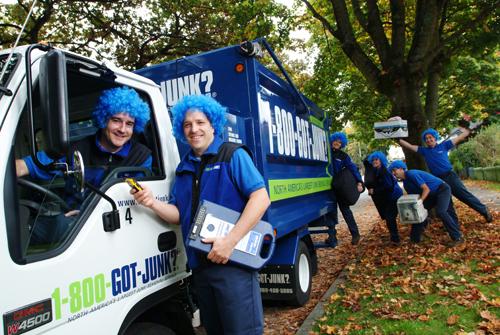 blue wigs loading truck 1 800 Got Junk low-res