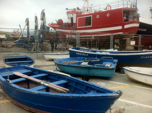 fishing boats Finisterre lowres 1165